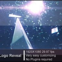 VIDEOHIVE CRYSTAL GLASS