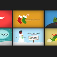 VIDEOHIVE HOLIDAYS GREETINGS PACK