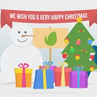VIDEOHIVE HAPPY CHRISTMAS