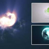 VIDEOHIVE QUICK ABSTRACT COLORFUL SMOKE VORTEX