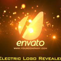 VIDEOHIVE RED ELECTRIC CINEMATIC LOGO REVEALER