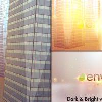 VIDEOHIVE SKYSCRAPERS BUILDINGS LOGO