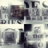 VIDEOHIVE THE PAST MEMORIES OPENER