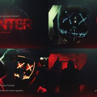 VIDEOHIVE THE HUNTER OPENER
