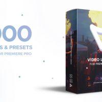 VIDEOHIVE VIDEO LIBRARY – PREMIERE PRO