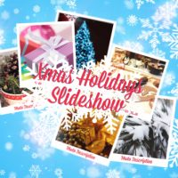 VIDEOHIVE XMAS HOLIDAYS SLIDESHOW