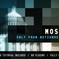 VIDEOHIVE MOSAIC SLIDESHOW 5624629