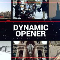 VIDEOHIVE DYNAMIC SHORT OPENER – PREMIERE PRO
