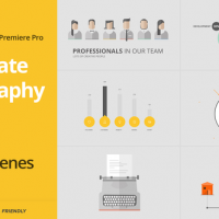 VIDEOHIVE SEO CORPORATE TYPOGRAPHY PACK – PREMIERE PRO