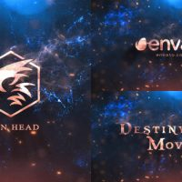 VIDEOHIVE CINEMATIC LOGO 21384559