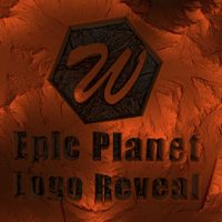 VIDEOHIVE EPIC PLANET LOGO REVEAL