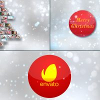 VIDEOHIVE CHRISTMAS CARD 13624495