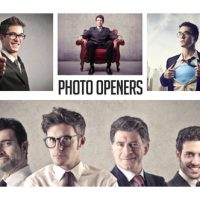 VIDEOHIVE CORPORATE PHOTO OPENERS – LOGO REVEAL