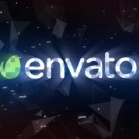 VIDEOHIVE DIGITAL LOGO INTRO