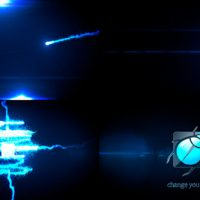 VIDEOHIVE PARTICLES LOGO REVEAL