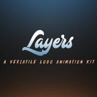 VIDEOHIVE LAYERS | LOGO ANIMATION KIT