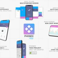 VIDEOHIVE PHONEX APP PROMO KIT