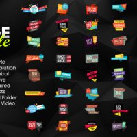 VIDEOHIVE SUPER BADGE BUNDLE