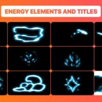 VIDEOHIVE ENERGY ELEMENTS AND TITLES