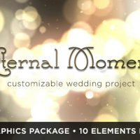VIDEOHIVE ETERNAL MOMENT WEDDING