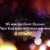 VIDEOHIVE SEASON'S GREETINGS – CHRISTMAS AND NEW YEAR WISHES