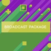 VIDEOHIVE ISOMETRIC BROADCAST PACKAGE1