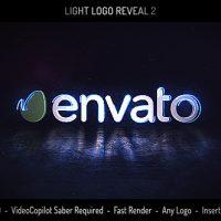 VIDEOHIVE LIGHT LOGO REVEAL 2