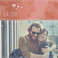 VIDEOHIVE THE STORY OF LOVE