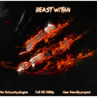 VIDEOHIVE BEAST WITHIN