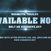VIDEOHIVE DRAMATIC EPIC TRAILER