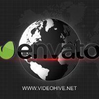 VIDEOHIVE EARTH LOGO REVEAL V2