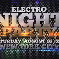 ELECTRO NIGHT PARTY – AFTER EFFECTS PROJECT (VIDEOHIVE)
