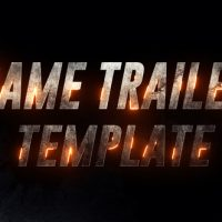 VIDEOHIVE IRON GAME TRAILER