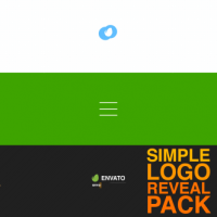 VIDEOHIVE SIMPLE LOGO REVEAL PACK