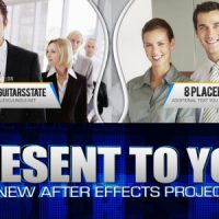 VIDEOHIVE COMPANY MOTION PRESENTATION
