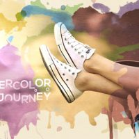 VIDEOHIVE WATERCOLOR JOURNEY
