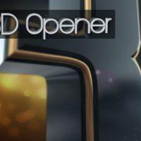 VIDEOHIVE 3D OPENER 18 IN 1