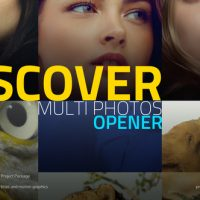 VIDEOHIVE DISCOVER MULTI PHOTOS OPENER