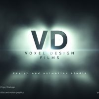 VIDEOHIVE FILMS LOGO REVEALS