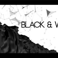 VIDEOHIVE BLACK & WHITE – CINEMATIC TITLES