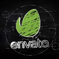 VIDEOHIVE SKETCH LOGO REVEAL 14040935