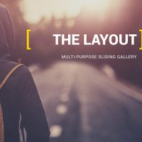 VIDEOHIVE THE LAYOUT – MULTI-PURPOSE SLIDING GALLERY | 2.5K