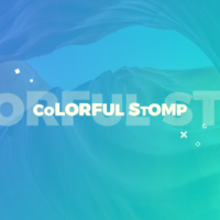VIDEOHIVE COLORFUL STOMP