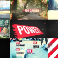 VIDEOHIVE URBAN TV BROADCAST PACKAGE