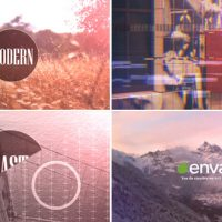 VIDEOHIVE QUICK GLITCHY OPENER