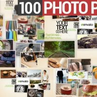 VIDEOHIVE 100 PHOTO POPUPS