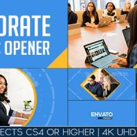 VIDEOHIVE CORPORATE DYNAMIC OPENER