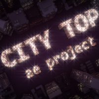 VIDEOHIVE CITY TOP LOGO