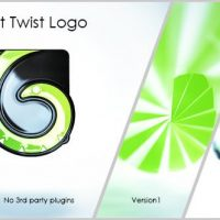 VIDEOHIVE BRIGHT TWIST LOGO