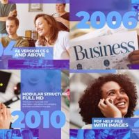 VIDEOHIVE CORPORATE HISTORY TIMELINE